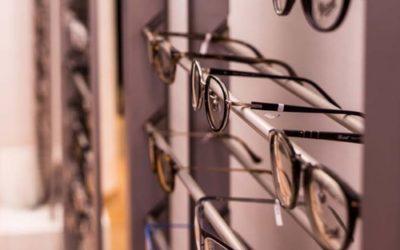 Eine Gleitsichtbrille für Fern- und Nahsicht